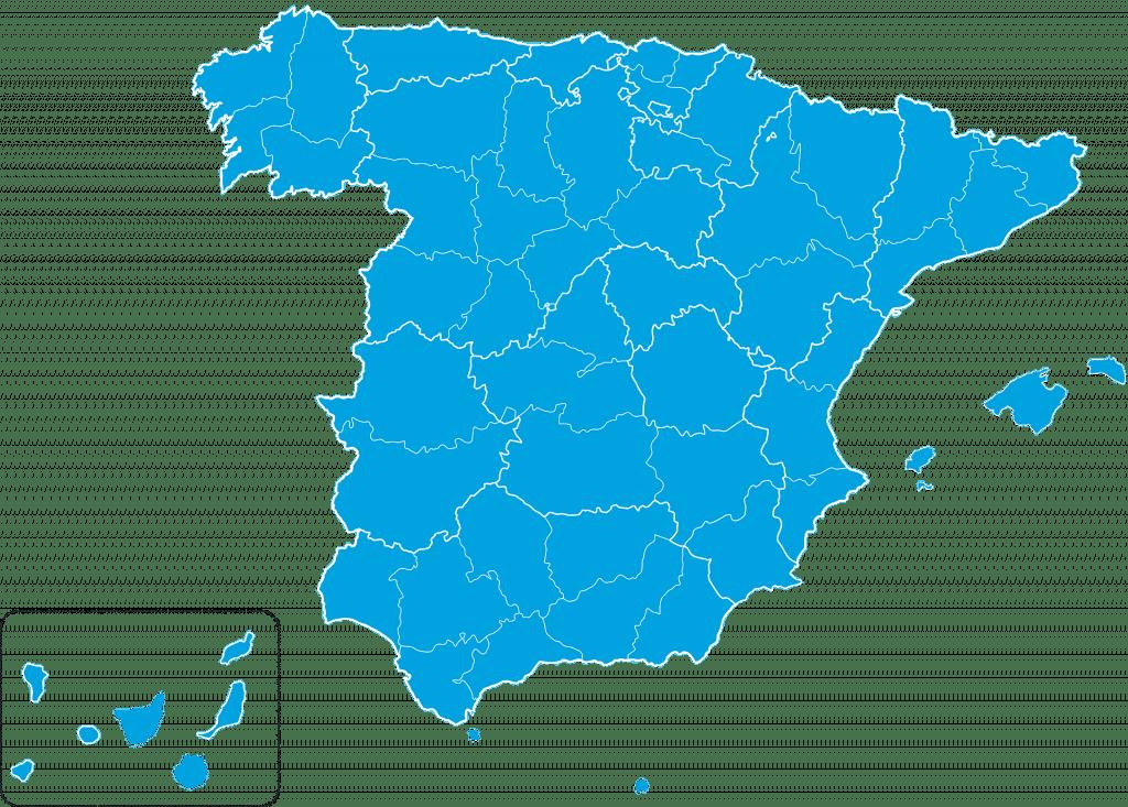 mapa legalización pozos y buscar agua subterráneas