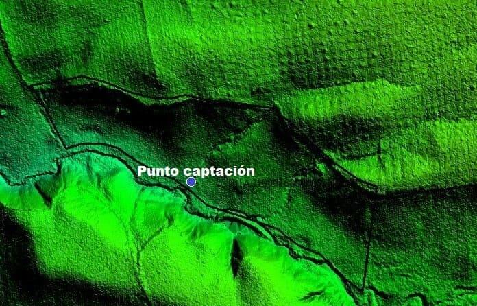 estudio hidrogeológico para encontrar agua