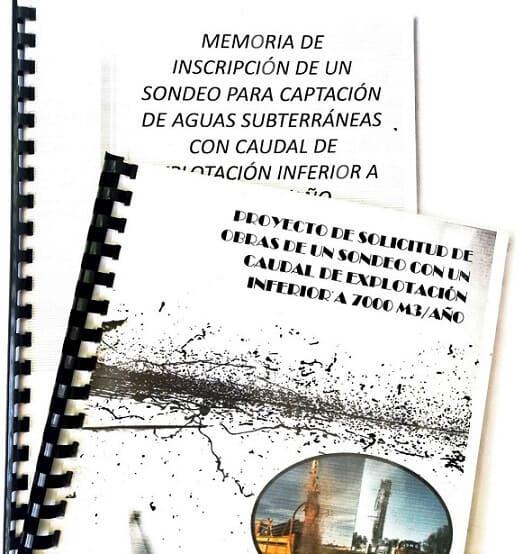 legalizar pozo agua en Andalucía
